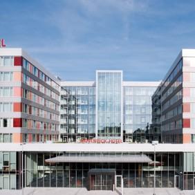 Wybudowany hotel Mövenpick