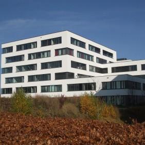 Budynek biurowy w Stuttgarcie