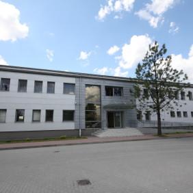 Budynek biurowo-socjalny Farmacol