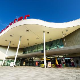 Budynek centrum handlowego Hofmeister 2