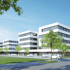 Lokale biurowe w Stuttgarcie 2