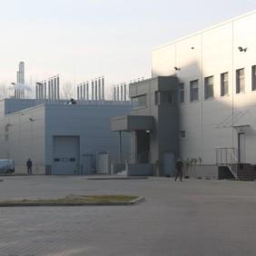 Hala produkcyjna Nikpol 3