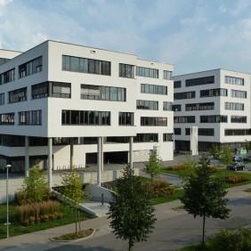 Budynek biurowy w Stuttgarcie 2