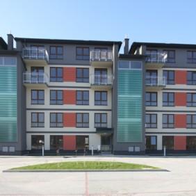 Bloki mieszkalne Garden Place