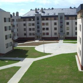 Gotowe mieszkania - Staromieście Ogrody