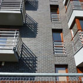 Blok mieszkalny w Krakowie
