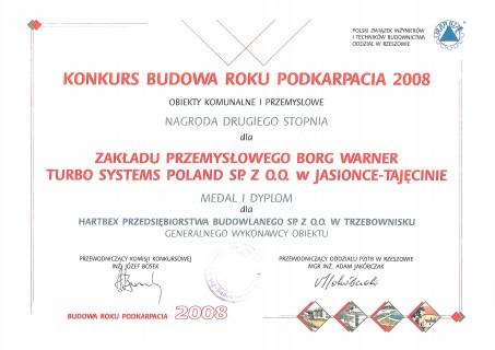 Nagroda Budowa Roku