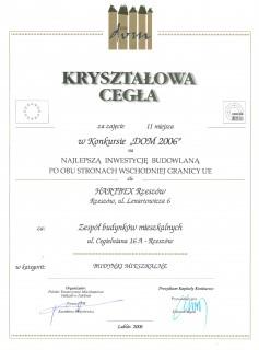 Nagroda Najlepsza Inwestycja Budowlana