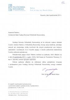 Fundacja Rozwoju Politechniki Rzeszowskiej