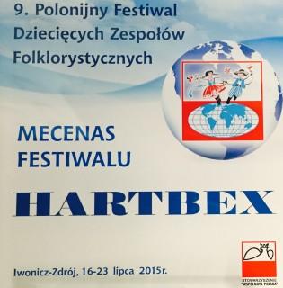 Mecenas festiwalu polonijnego