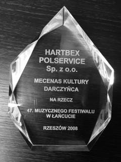 Darczyńca festiwalu w Łańcucie