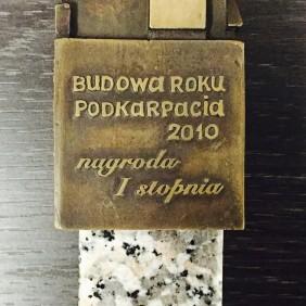 Nagroda Budowa Roku Podkarpacia 2010