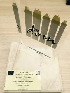 Nagroda za zespół budynków mieszkalnych 2006