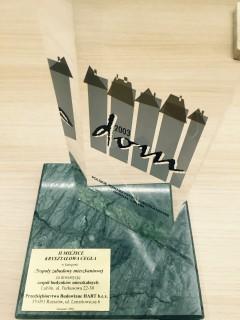 Nagroda za zespół budynków mieszkalnych 2003