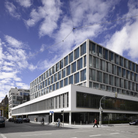Budynek biurowy Lenbachgärten