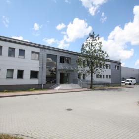 Budynek biurowo-socjalny