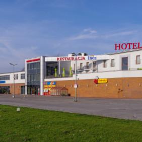 Hotel i lokal gastronomiczny Ines