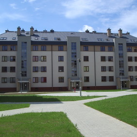 Budynki mieszkalne - Staromieście Ogrody