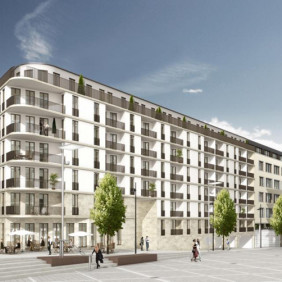 Budynek biurowo-mieszkalny Niemcy 2